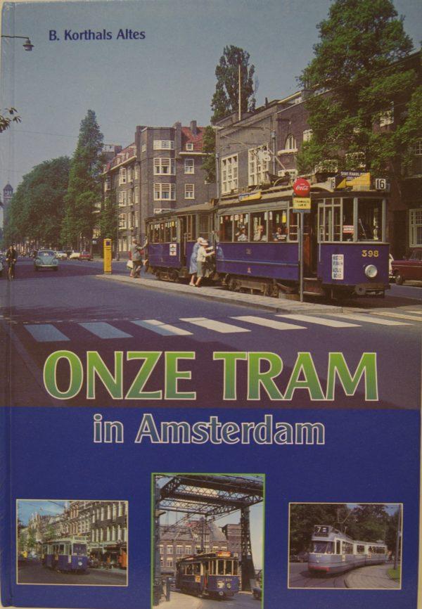 NVBS reeks 33 Onze tram in Amsterdam