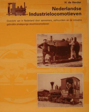 NVBS reeks 36 De Nederlandse industrielocomotieven smalspoor