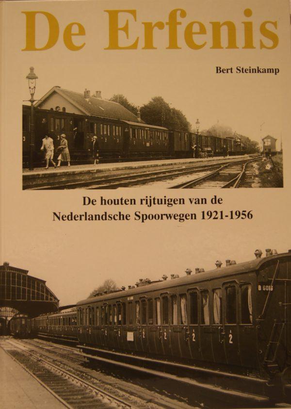 NVBS reeks 40 De houten rijtuigen van de NS 1921-1956