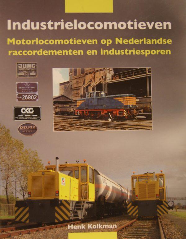 NVBS reeks 41 Industrielocomotieven, motorlocomotieven