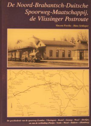 NVBS reeks 42 De Noord-Brabantsch-Duitsche Spoorwegmaatschappij