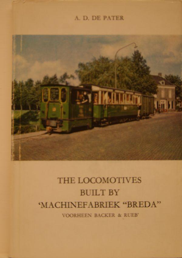 NVBS reeks 6 The locomotives buit by Machinefabriek Breda