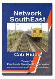 Network South East Cabride Fenchurch to Shoeburyness