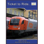 ÖBB IC cabride; Tauernbahn 2; Böckstein to Salzburg