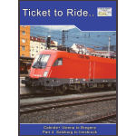 ÖBB Intercity cabride 4; Salzburg to Innsbruck