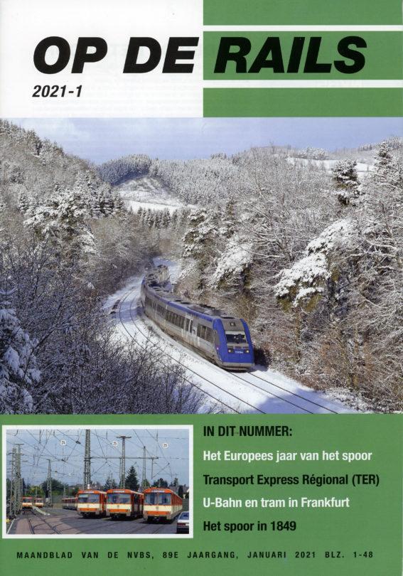 Op de Rails januari 2021