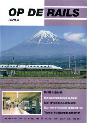 Op de Rails juni 2020