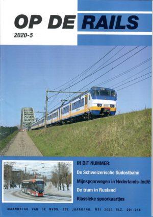 Op de Rails mei 2020