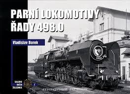Parní Lokomotivy rady 498.0