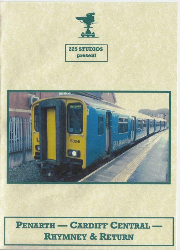 Penarth-Cardiff C-Rhymney and return