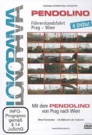 Pendolino Führerstandmitfahrt Prag Wien