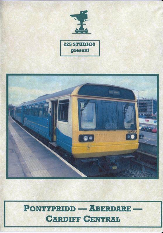 Pontypridd-Aberdare -Cardiff Central