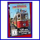 Prager Strassenbahn 120 Jahre
