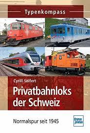Privatbahnloks der Schweiz