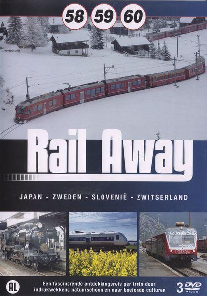Rail away 58,59,60