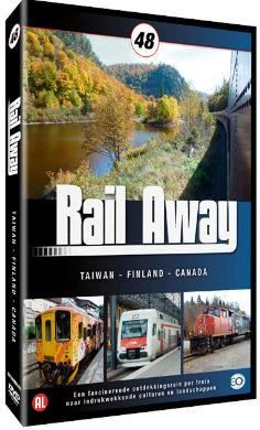 Railaway 48 Taiwan Finland Canada