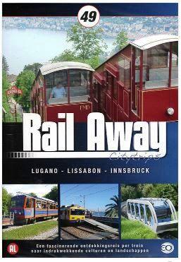 Railaway 49 Lugano Lissabon Innsbruck