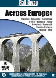 Railaway Across Europe part 1