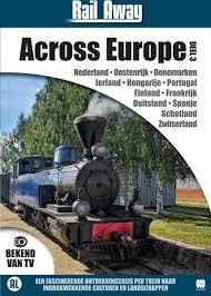 Railaway Across Europe part 3