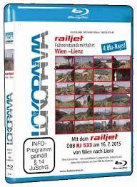 Railjet ÖBB RJ 533 Wien - Lienz