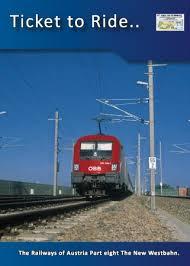 Railways of Austria part 8; the new Westbahn