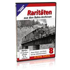Raritäten aus den Bahn-Archiven nr. 8