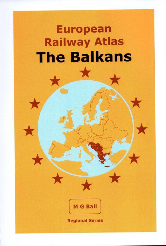 Regional Atlas Balkans (GR, AL & former Yugo)