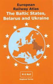 Regional Atlas Baltic States, Belarus & Ukrain
