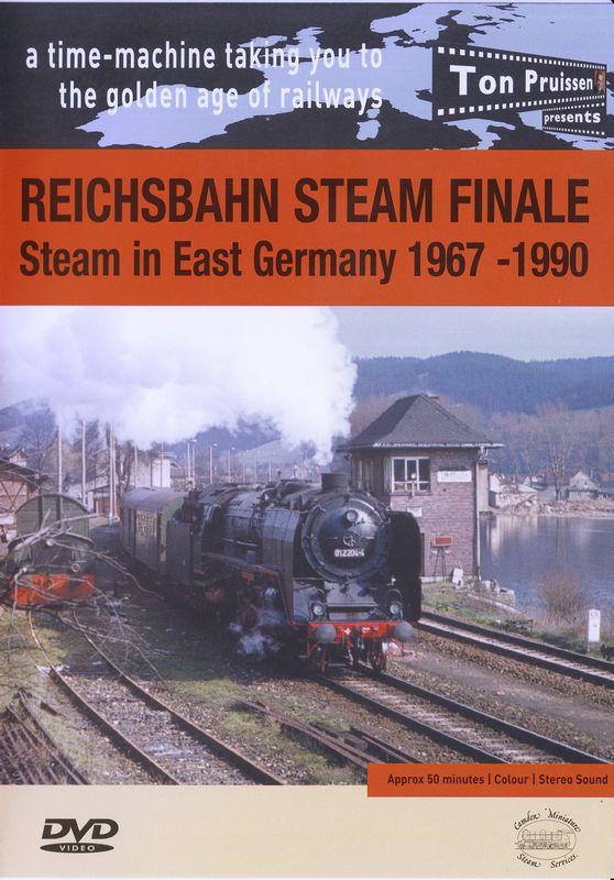 Reichsbahn Steam Finale 1967-1990