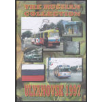 Russian collection Trams, Trolleybuses, Busses 1997 Ulyanovs