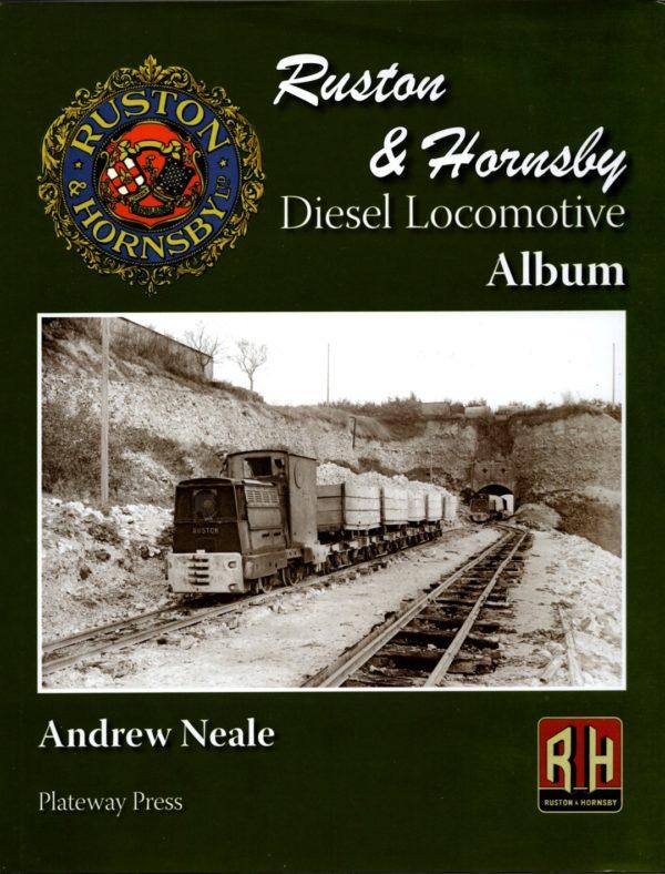 Ruston& Hornsby diesel locomotive