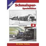 Schmalspur-Spezialitäten in der Schweiz