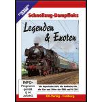Schnelzug Dampfloks Legenden und Exoten