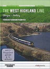 Schottland Glasgow - Mallaig 2 DVD's