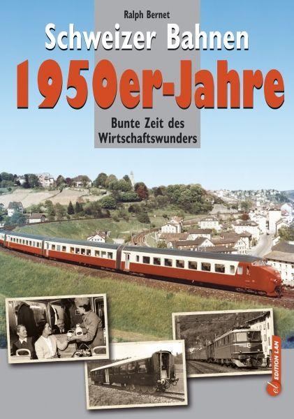 Schweitzer Bahnen 1950e Jahre