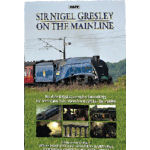 Sir Nigel Gresley on the main line