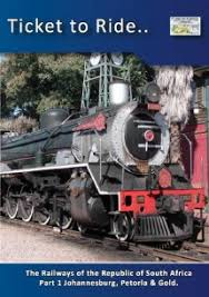 South African Railways part 1 Johannesburg, Pretoria and Gold
