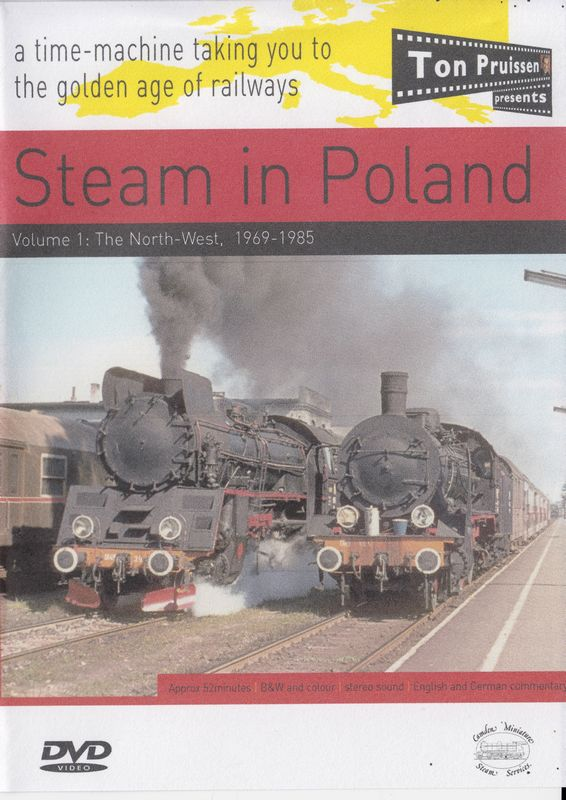 Steam in Poland vol.1 1969-1985 the north-west