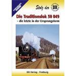 Stolz der Reichsbahn Traditionslok 50 489 8137