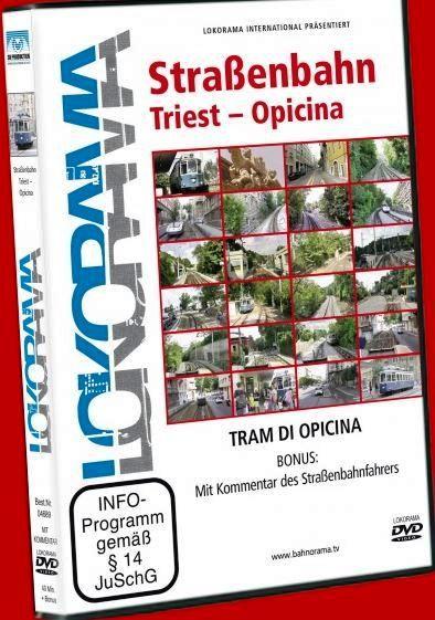 Strassenbahn Triest - Opicina