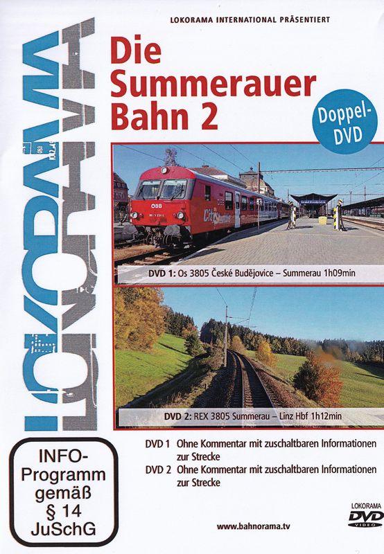 Summerauerbahn 2 2 DVD's terugreis