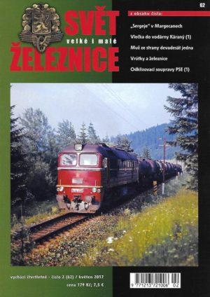 Svĕt Železnice nr. 62