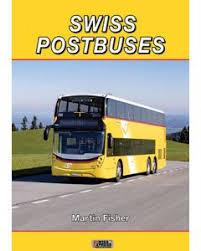 Swiss Postbuses (2019 Ed)