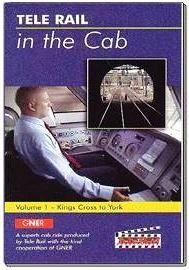 Telerail in the cab volume 1