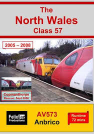 The North Wales Class 57