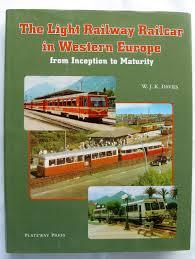 The light railway railcar in Europe