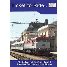 The railways of the Czech Republic part 3 Brno, Znojmo and Budweiser