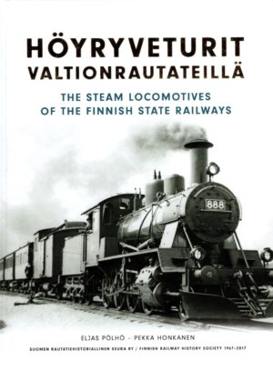 The steam Locomotives of the Finnish State Rlys