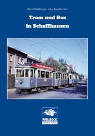 Tram und Bus in Schafhausen