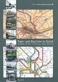 Tram und Bus in Zürich
